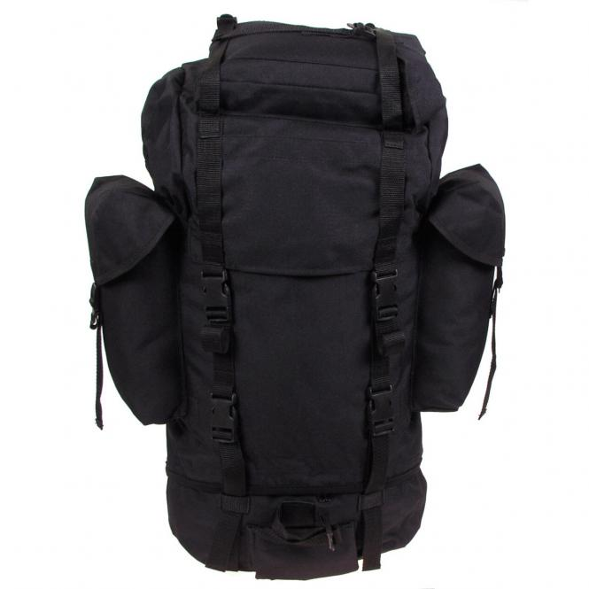 BW Kampfrucksack, schwarz, groß, Mod.