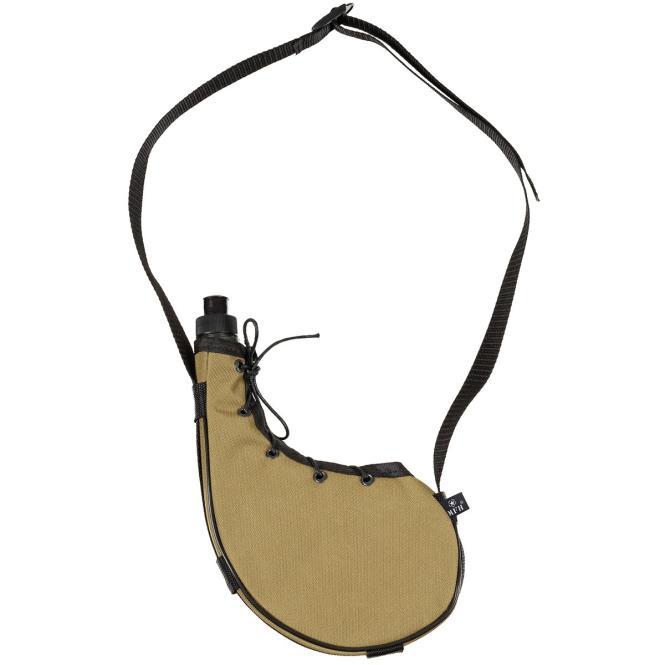 "Feldflasche, ""Bota"", coyote tan, Plastik, ca.0,75 L"