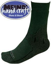 Jagd Sock®, Marke Meindl, oliv, Gr. 40-43 40-43