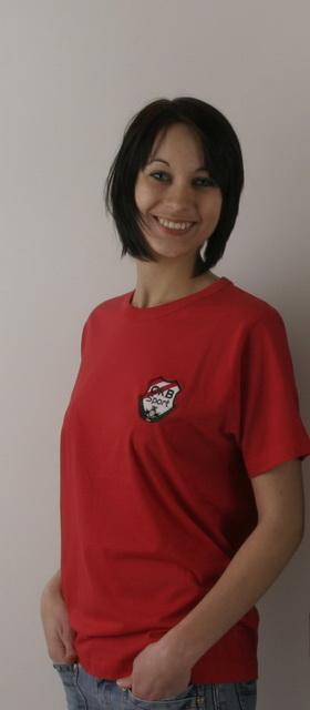 ÖKB T-Shirt, rot