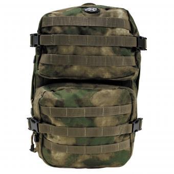 US Rucksack, Assault II, HDT-camo FG