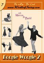World of Swing Lehrvideo DVD #7 - Boogie Woogie 2